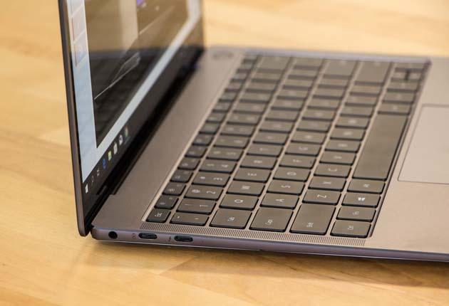 Huawei MateBook X Pro lewy bok