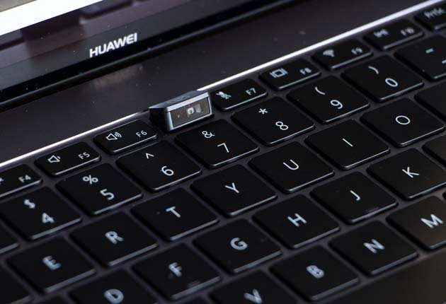 Huawei MateBook X Pro kamerka internetowa