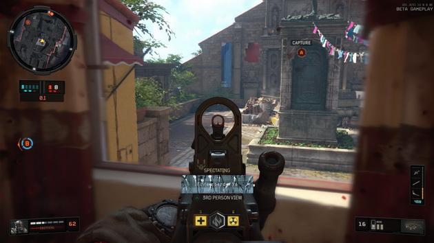 Call of Duty: Black Ops 4 beta - mapa Seaside