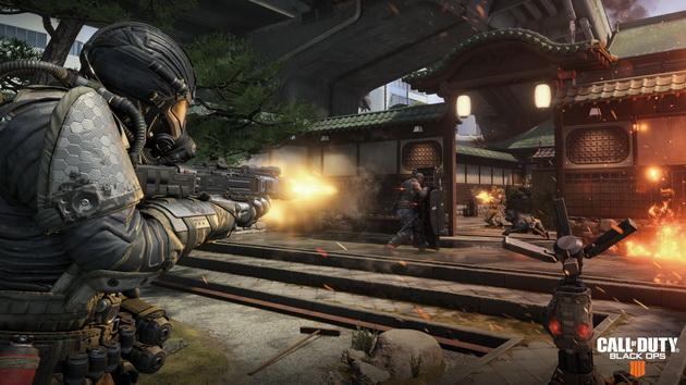 Call of Duty: Black Ops 4 beta - walka
