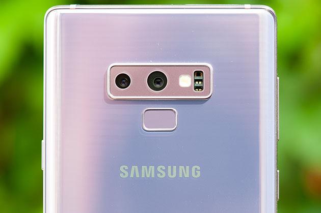 Samsung Galaxy Note 9 - dobry aparat