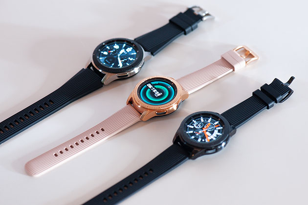 Samsung Galaxy Watch Gallileo