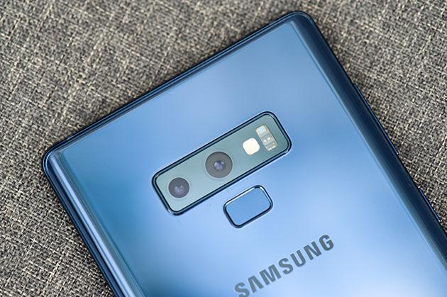 Galaxy Note9 - tył