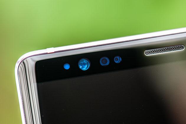 Samsung Galaxy Note 9 - rozpoznawanie twarzy 3D i skaner tęczówki oka