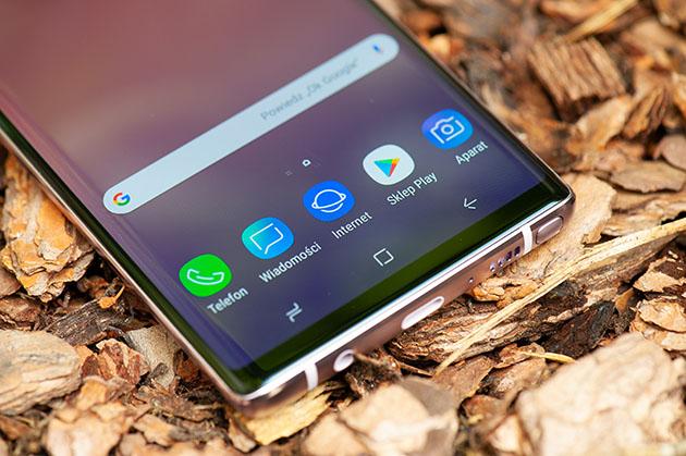 Samsung Galaxy Note 9 - dobry telefon z piórkiem