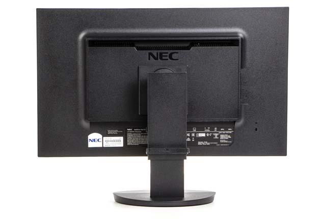 NEC MultiSync EA271F tył