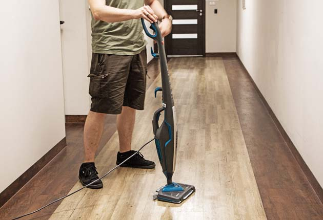 Hoover Steam Capsule 2in1 - dobry mop parowy
