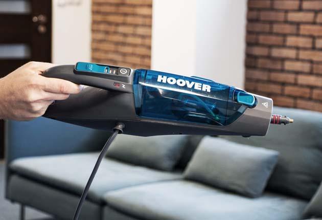 Hoover Steam Capsule 2in1 - ręczny mop parowy
