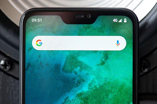 Xiaomi Mi A2 Lite - telefon z cienkimi ramkami