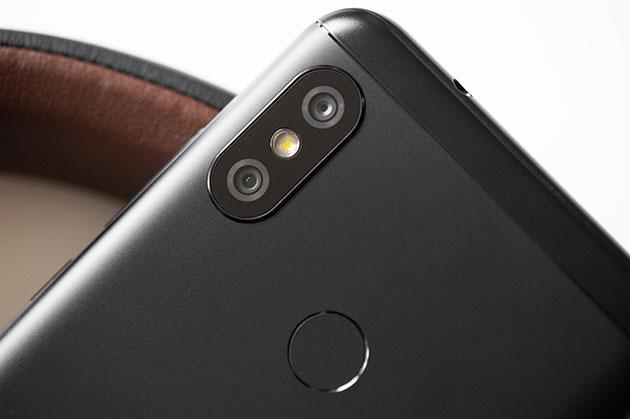 Xiaomi Mi A2 Lite - aparat tylny
