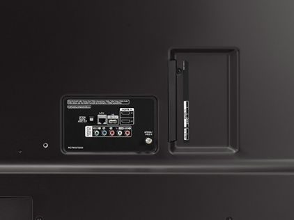 LG 50UK6500 - złącza