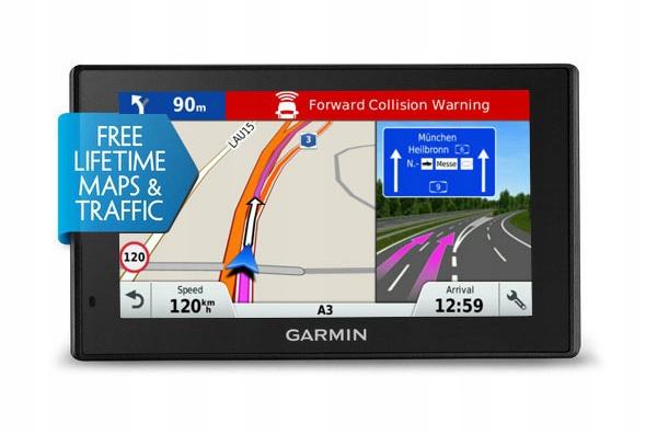 Nawigacje samochodowe - Garmin DriveAssist 51