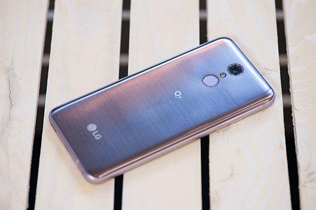 LG Q7 - telefon ze standardem militarnym MIL-STD-810G