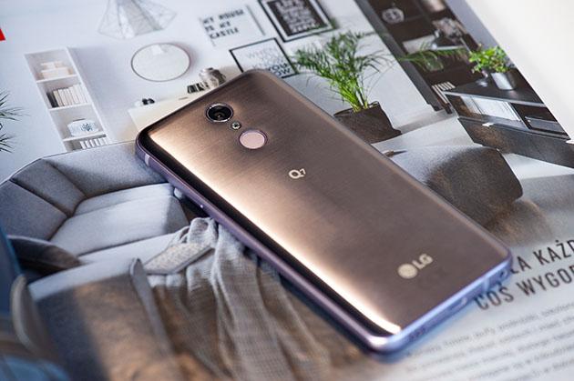LG Q7 - MIL-STD-810