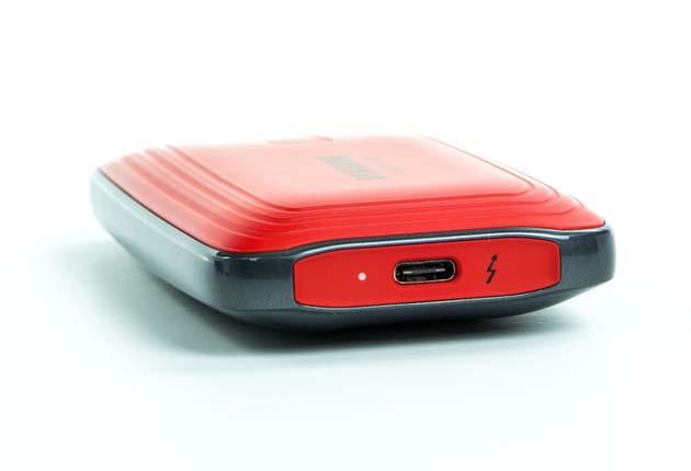 Samsung SSD X5 - Thunderbolt 3