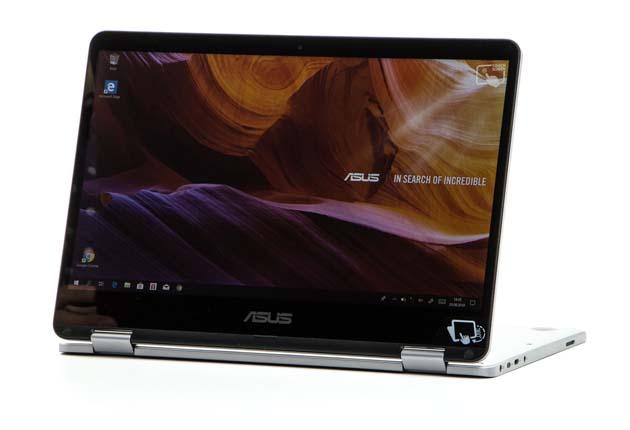 ASUS VivoBook Flip 14(TP401CA) tryb kinowy