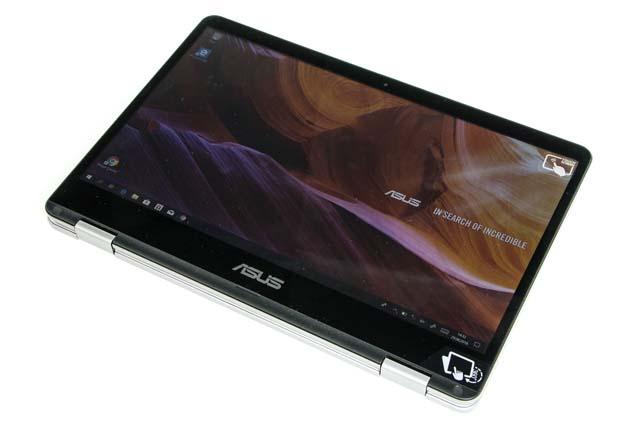 ASUS VivoBook Flip 14(TP401CA) tryb tabletu