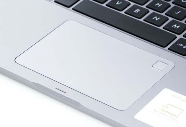 ASUS VivoBook Flip 14(TP401CA) touchpad