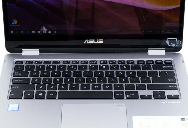 ASUS VivoBook Flip 14(TP401CA) klawiatura