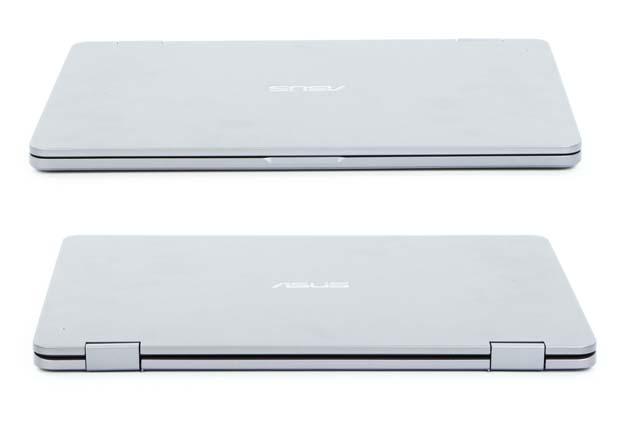ASUS VivoBook Flip 14(TP401CA) przód i tył