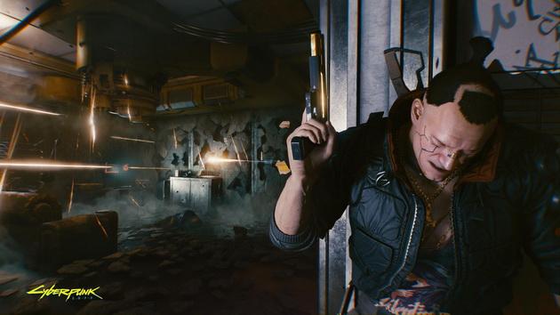 Cyberpunk 2077 - atak na melinę łowców organów