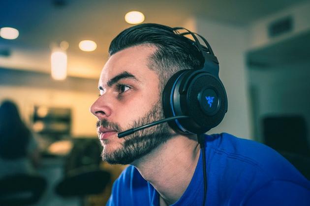 Gamescom 2018 - słuchawki Razer Thresher