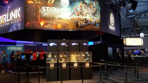 Gamescom 2019 - Starlink