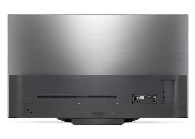 LG OLED55B8PLA - z tyłu