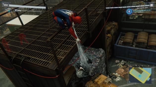 Spider-Man - atak z zaskoczenia