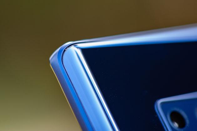 Samsung Galaxy Note 9 - obudowa