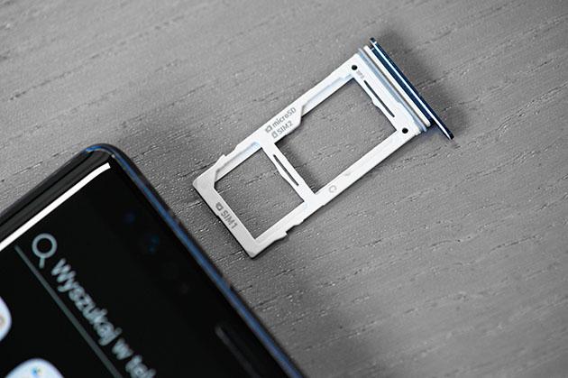 Samsung Galaxy Note 9 - dual SIM