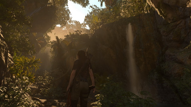 Shadow of the Tomb Raider - dżungla