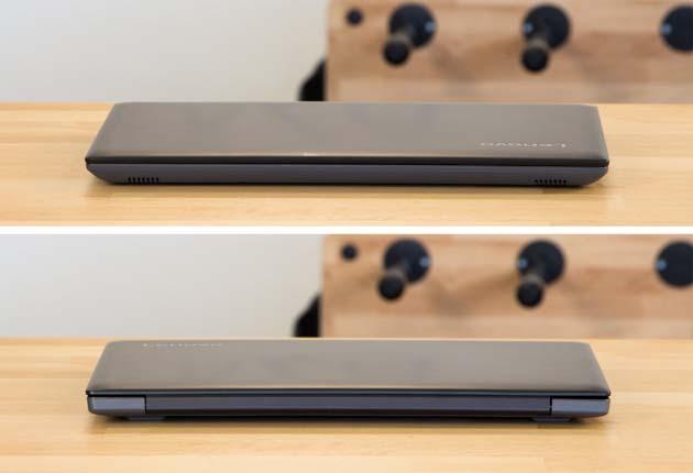 Lenovo Ideapad 320-14IKB przód i tył