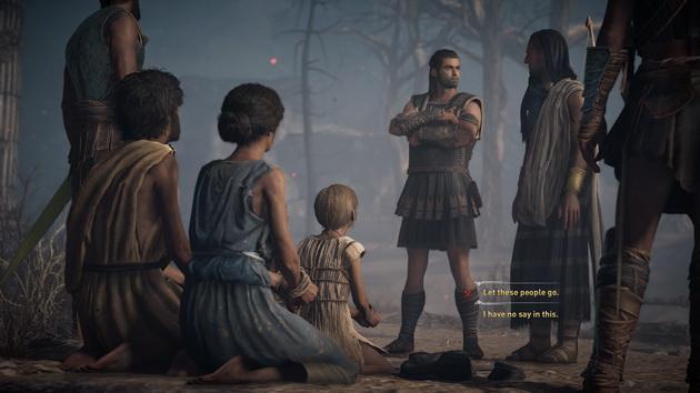 Assassin's Creed Odyssey - misja poboczna