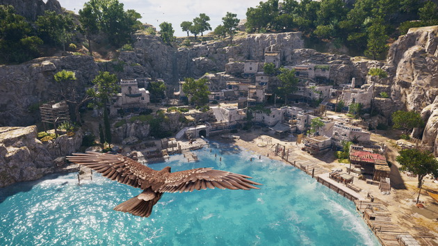 Assassin's Creed: Odyssey - orzeł