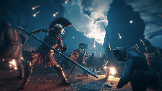 Assassin's Creed Odyssey - Leonidas i bitwa o Termopile