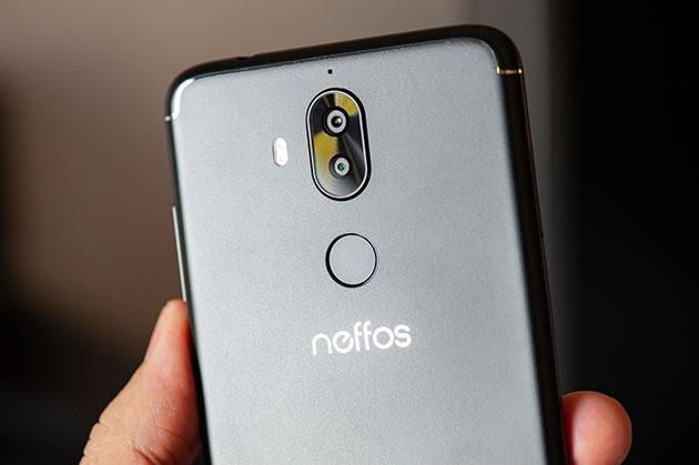 Neffos X9 podwójna kamerka