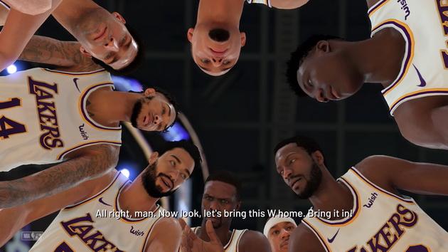 NBA 2K19 - narada zawodników