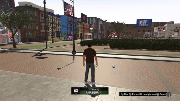 NBA 2K19 - tryb kariery
