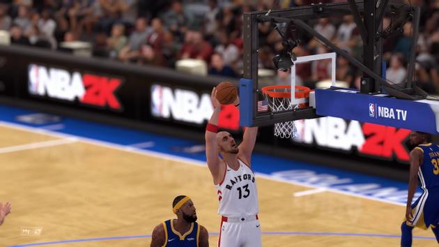 NBA 2K19 - Marcin Gortat