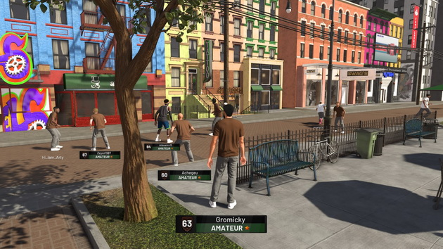 NBA 2K19 - gra uliczna