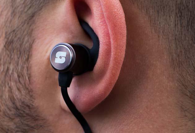 Snab OverTone EP-101M BT - wygodne słuchawki