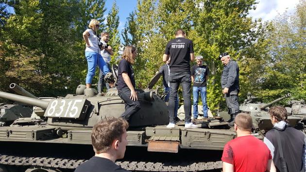 Polskie czołgi w World of Tanks - dziennikarze i wyzwania czołgowe
