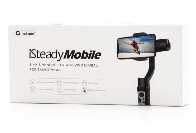Hohem iSteady Mobile - pudełko