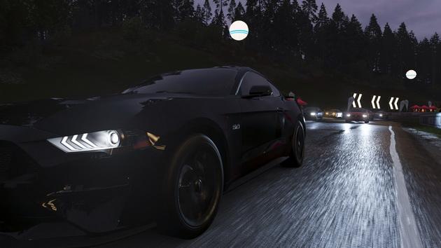 Forza Horizon 4 - przeciwnicy zostają z tyłu