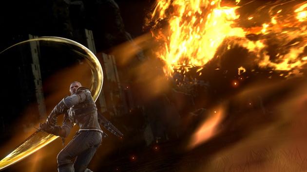 Soulcalibur VI - Geralt z Rivii