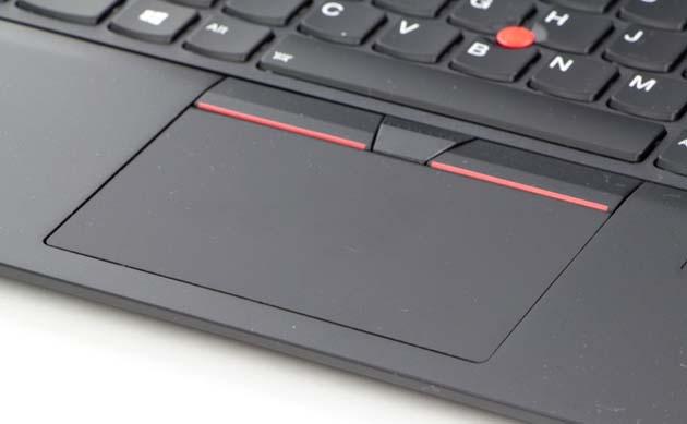 Lenovo ThinkPad T480s - touchpad