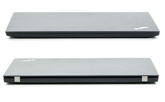 Lenovo ThinkPad T480s - bryła złożonego ultrabooka
