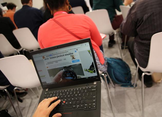 Lenovo ThinkPad T480s - na IFA 2018
