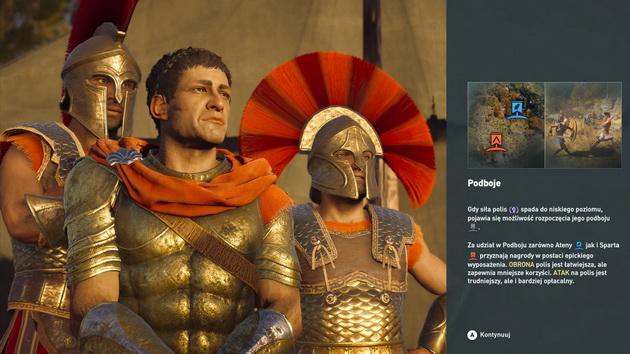 Assassin's Creed Odyssey - przygotowanie do pierwszego podboju